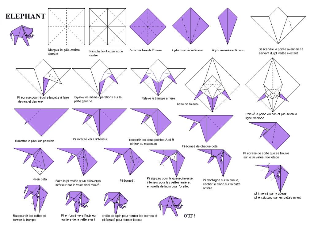pliage origami grenouille. Black Bedroom Furniture Sets. Home Design Ideas