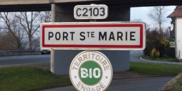 Mairie de Port Ste Marie
