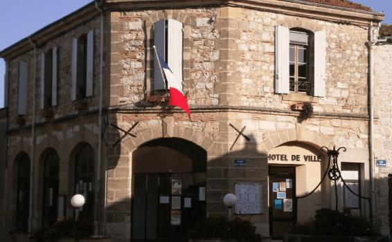 Mairie de Montpezat d'agenais