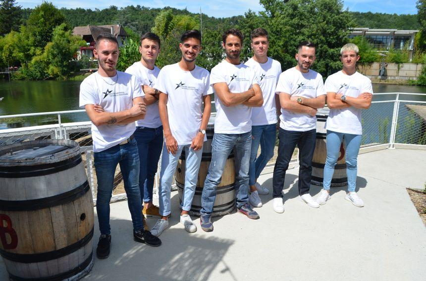 PHOTOS : Les candidats à Mister Nouvelle-Aquitaine en visite en Dordogne