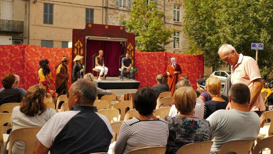 Bon-Encontre. La Dame Blanche fait son Pruneau Show - ladepeche.fr