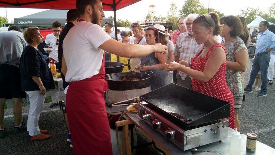 Tout le monde croise les doigts pour le marché gourmand de Foulayronnes - ladepeche.fr