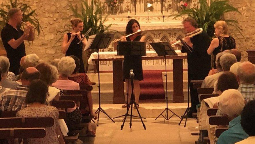 Thézac. Musique classique en l'église - ladepeche.fr
