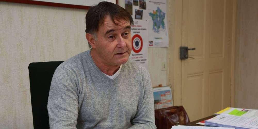 Municipales en Lot-et-Garonne: Guy Clua annonce sa candidature à Saint-Laurent - Sud Ouest.fr