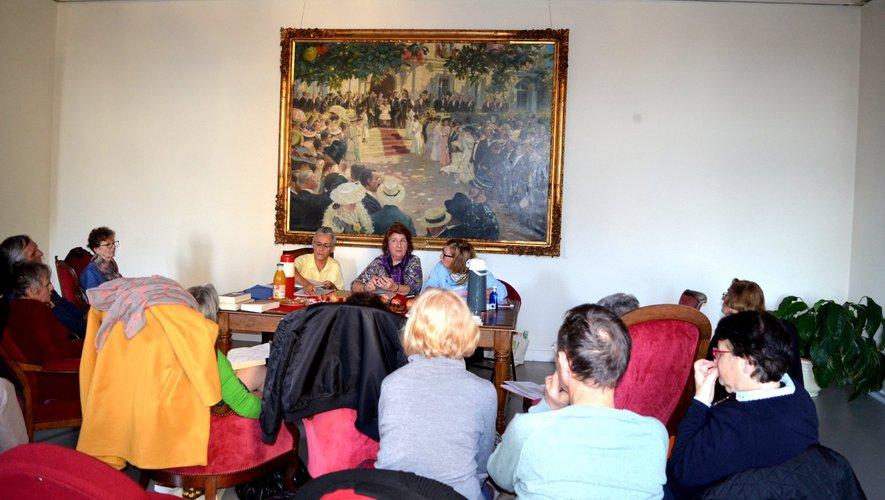 Nérac. Passion lecture avec «Les Dames d'Albret» - ladepeche.fr