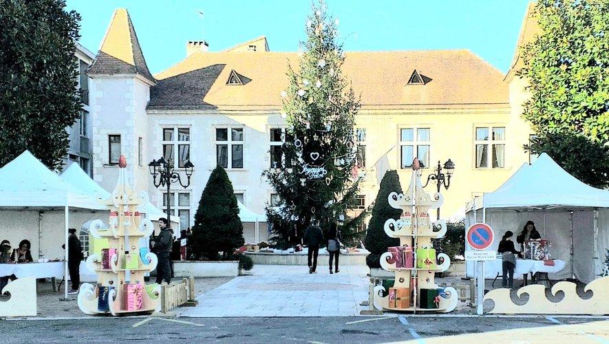 Nérac. Et soudain le village de Noël s'est éveillé - ladepeche.fr