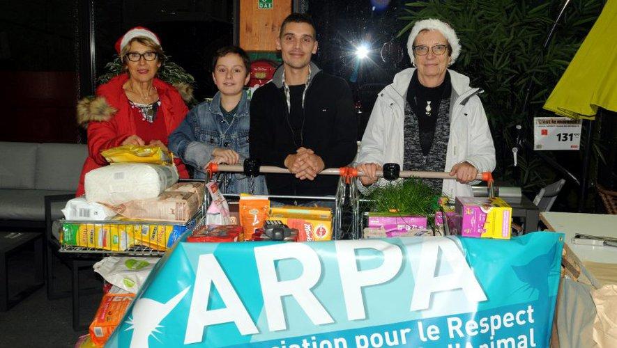 L'ARPA 47 mobilisé pour la cause animale - petitbleu.fr