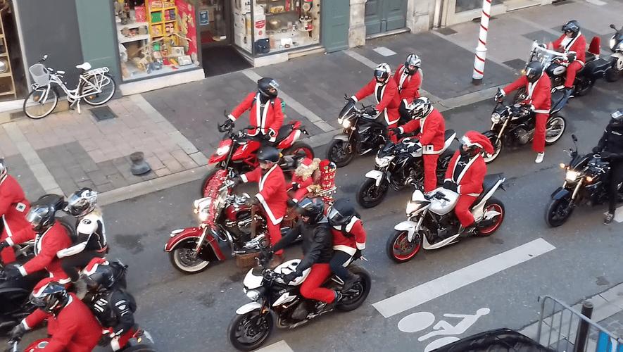 La belle parade des motards au grand cœur - ladepeche.fr