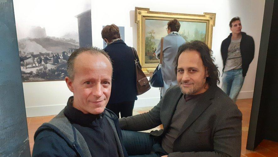 Exposition Goya aux Jacobins d'Agen : un duo aux sonorités ibériques - ladepeche.fr