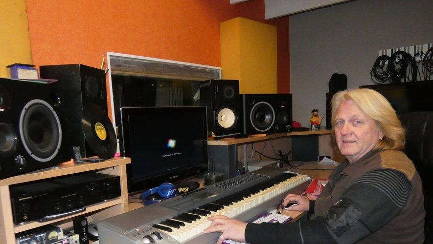 """Casseneuil. Le """"Studio St-Charles"""", de Bernard Clain, encore mieux équipé - ladepeche.fr"""
