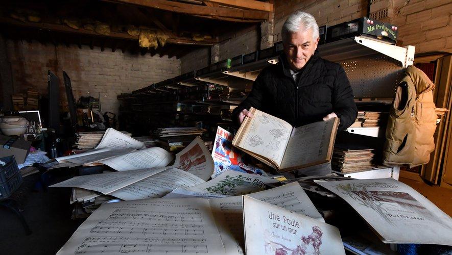 50000 partitions originales de grandes et petites chansons - petitbleu.fr