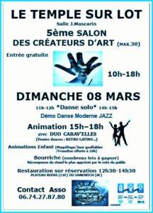5 ème Salon des créateurs d'art
