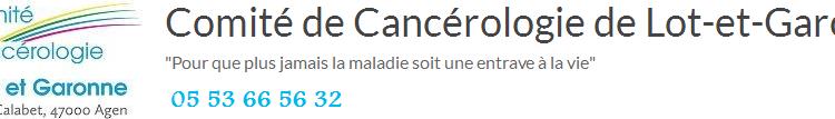Comité de Cancérologie du 47
