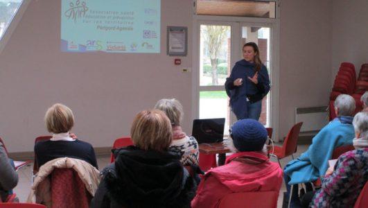 Pont-du-Casse. Des ateliers dédiés au bien-être des seniors - ladepeche.fr