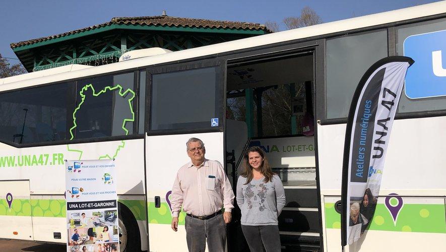 Le bus de l'Una 47 reprend la route - ladepeche.fr
