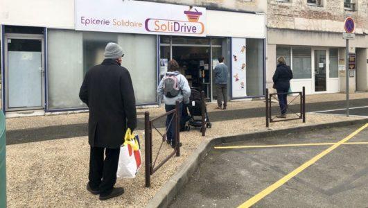 L'épicerie solidaire Solidrive lance un appel aux dons - ladepeche.fr