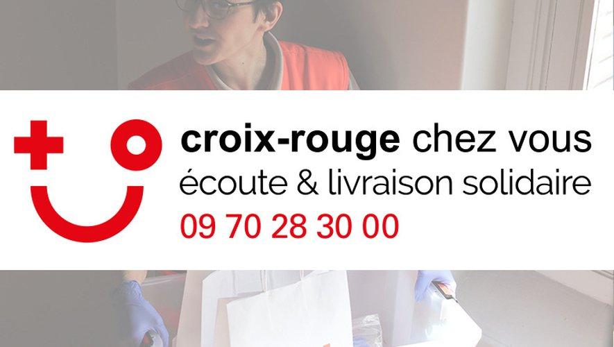 Un numéro spécial de la Croix Rouge pour les personnes isolées - petitbleu.fr
