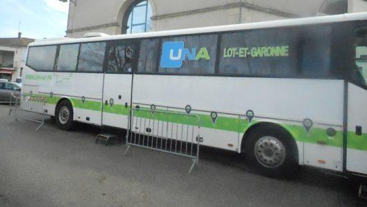 Astaffort. Le bus UNA47 vous attend pour toute la semaine - ladepeche.fr