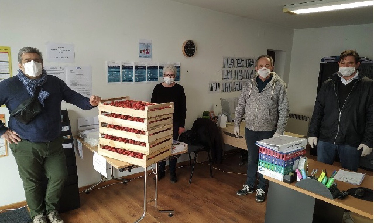 Lot-et-Garonne. Un geste envers les aînés et les soignants de Damazan | Le Républicain Lot-et-Garonne