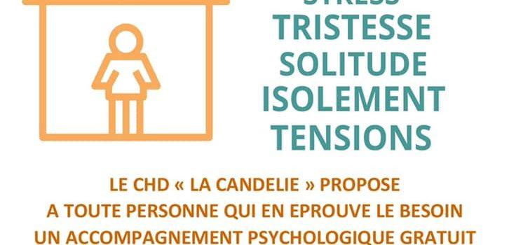 Plateforme de soutien psychologique