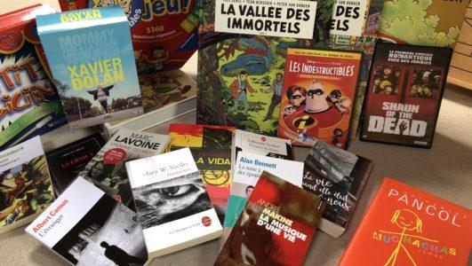Boé. Médiathèque : un service de portage mis en place - ladepeche.fr