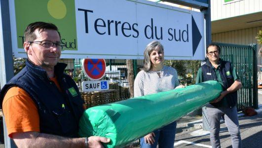 Des surblouses à partir de voiles d'hivernage agricole - ladepeche.fr