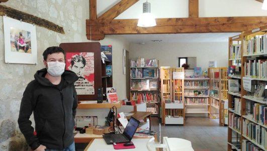 Pujols. La bibliothèque a rouvert - ladepeche.fr