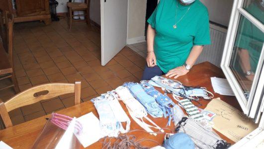 Moirax. Déjà 300 masques confectionnés par les bénévoles ! - ladepeche.fr