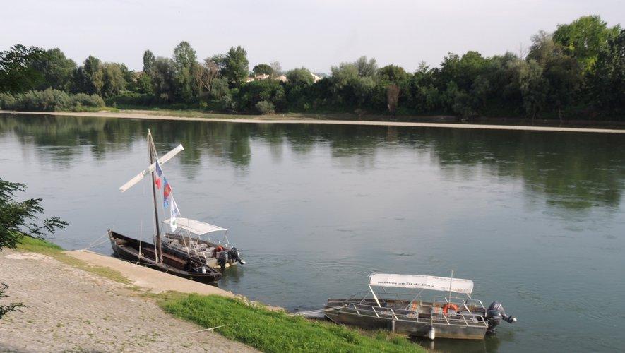 Balade au fil de l'eau à Tonneins - ladepeche.fr