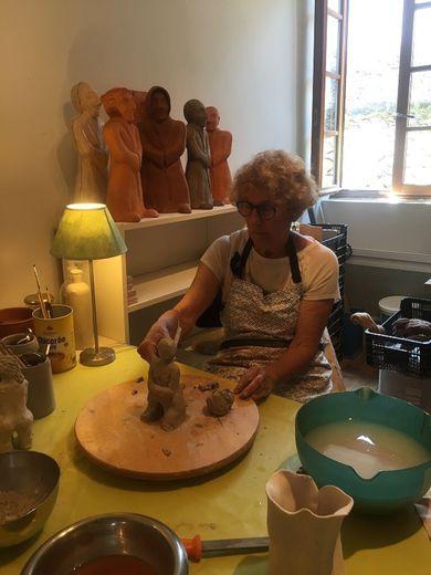 Moirax céramique : nouvelle exposition jusqu'au 9 août
