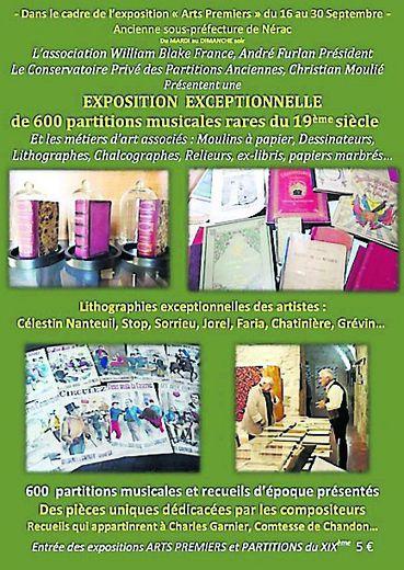 """L'exposition """"Art Premier"""" s'enrichit - petitbleu.fr"""