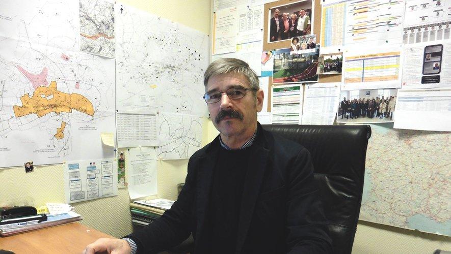 Lot-et-Garonne : le maire de Dausse, Gilbert Guérin, est le nouveau président des Maires Ruraux