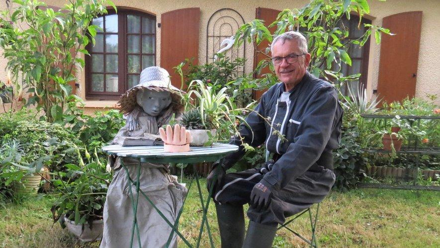 Buzet-sur-Baïse : Jean-Pierre a l'âme créatrice