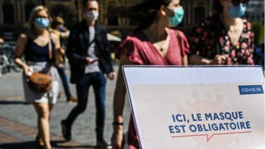 Une nouvelle mesure étend encore le port du masque en Lot-et-Garonne - ladepeche.fr