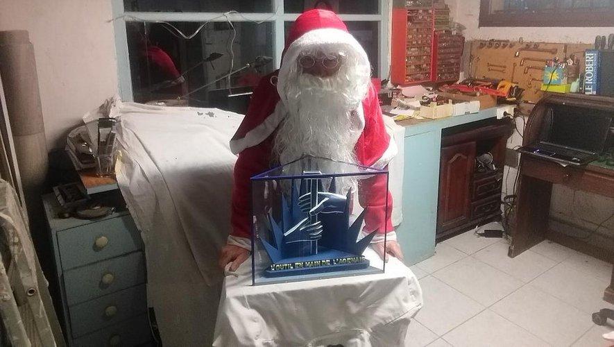 Le Père Noël va venir faire un p'tit tour à Foulayronnes - ladepeche.fr