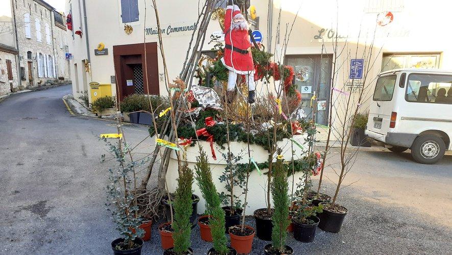 """Montpezat : opération """"arbres gratuits"""""""
